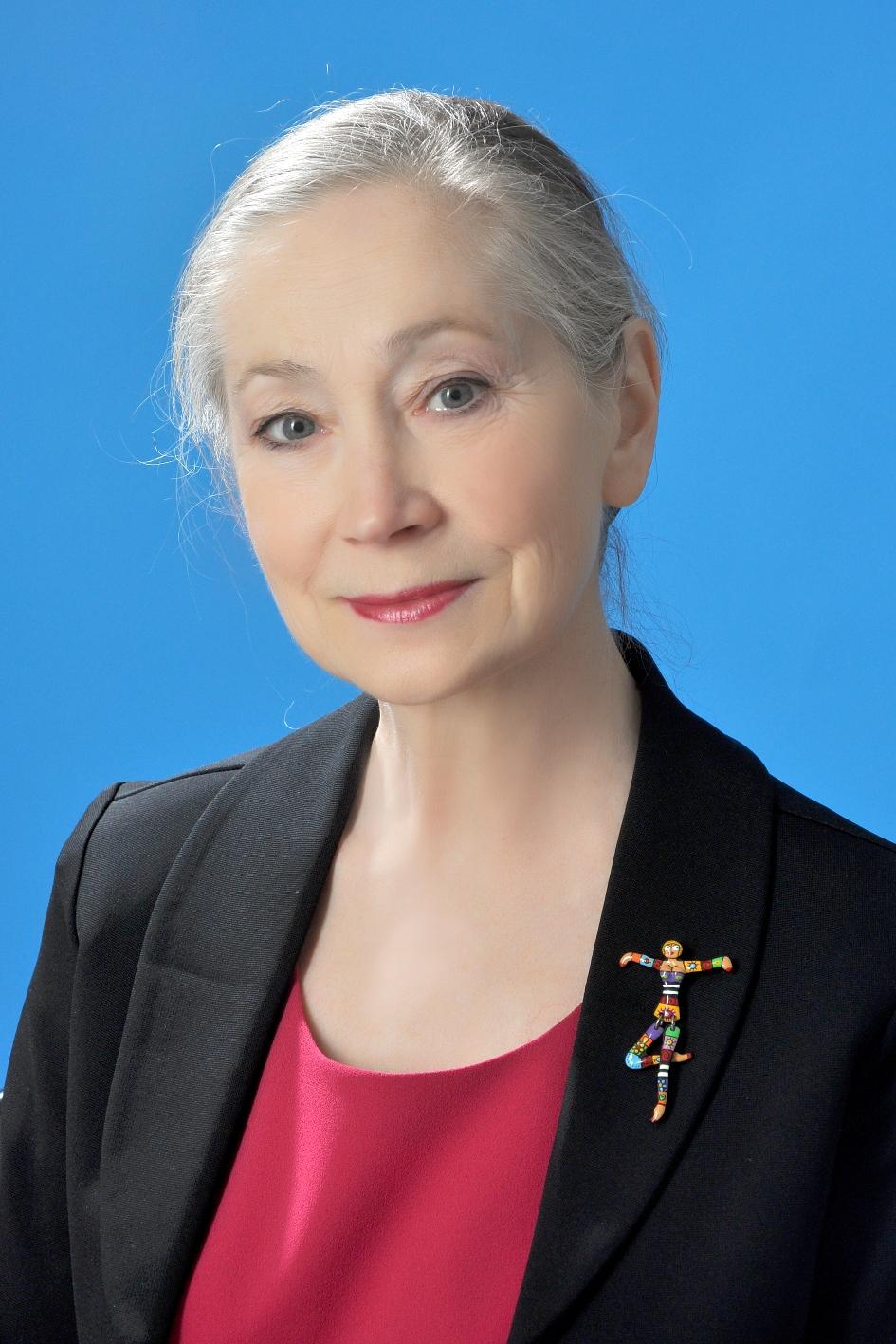 Франк Людмила Николаевна